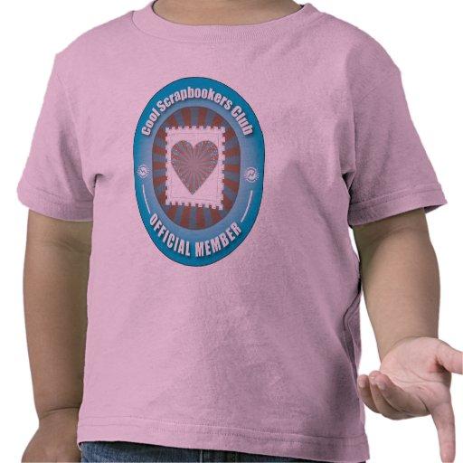 Club fresco de Scrapbookers Camiseta
