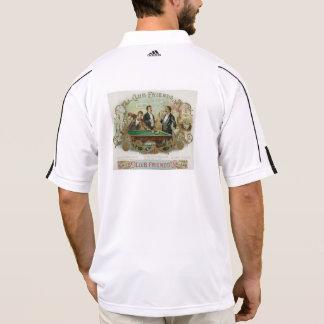 Club Friends Billiards T Shirt