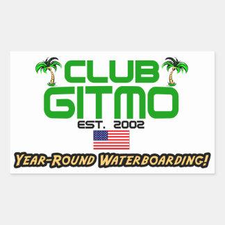 Club Gitmo: ¡Waterboarding a lo largo de todo el Rectangular Altavoces
