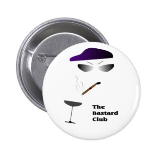 Club híbrido pin redondo 5 cm