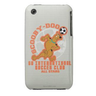 Club internacional del fútbol del SD iPhone 3 Protector