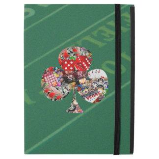 "Club - Las Vegas Playing Card Shape iPad Pro 12.9"" Case"