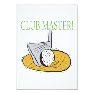 Club Master Card