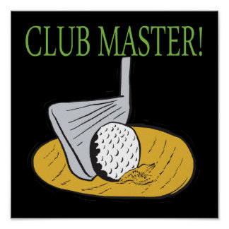 Club Master Poster
