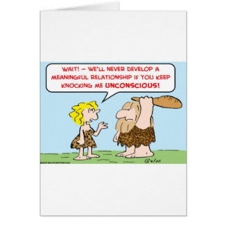 club meaningful relationship unconscious cards