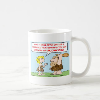 club meaningful relationship unconscious coffee mug