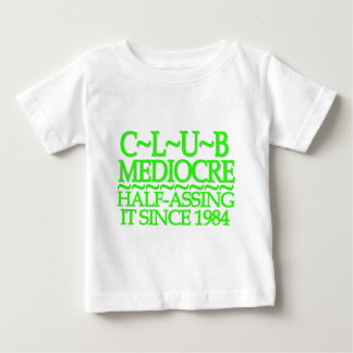 Club Mediocre Lime Baby T-Shirt