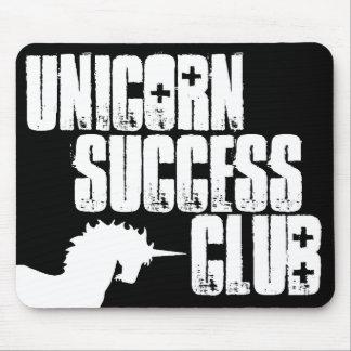 Club Mousepad del éxito del unicornio Alfombrilla De Raton