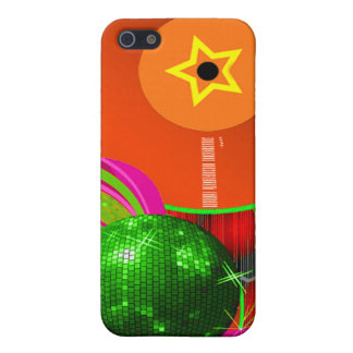 club music dj 4 4s  iPhone SE/5/5s case