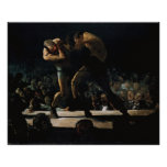 Club Night by George Bellows Posters
