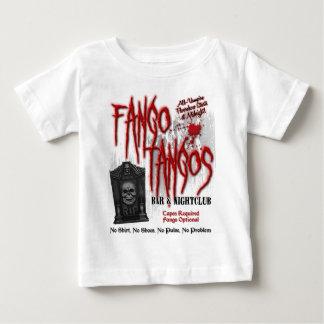 Club nocturno del vampiro de los tangos de Fango Playera