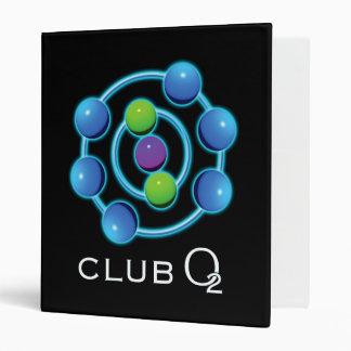 Club O2 Binder