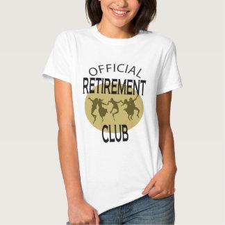 Club oficial del retiro remera