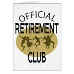 Club oficial del retiro tarjeton