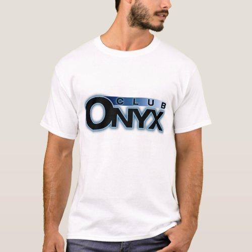 Club Onyx Mens T_Shirt