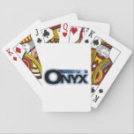 Club Onyx Playing Cards