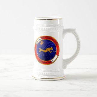 Club partido de la zambullida de las colas jarra de cerveza