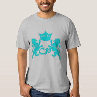 Club Purify  - Baby Blue Logo on any type of cloth T Shirt
