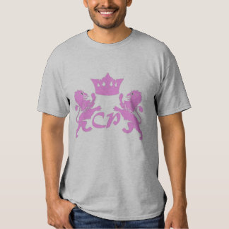 Club Purify  - Pink Logo on any type of clothing. T-shirt