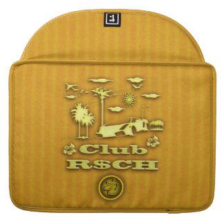 CLUB R$CH Sports Car MacBook Pro Sleeve