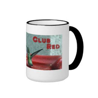Club Red Mug Design 333
