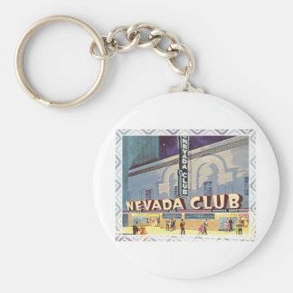 Club Reno de Nevada Llaveros