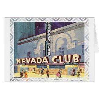 Club Reno de Nevada Felicitaciones