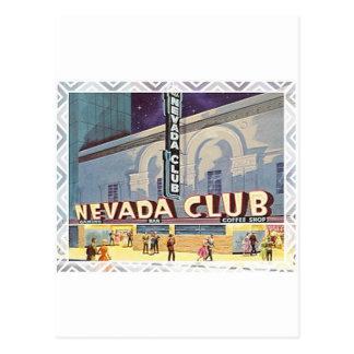 Club Reno de Nevada Postal