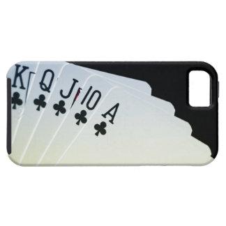 Club Royal Flush iPhone 5 Covers