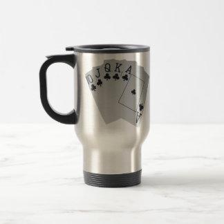 Club_Royal_Flush,_Travel_Mug. Travel Mug