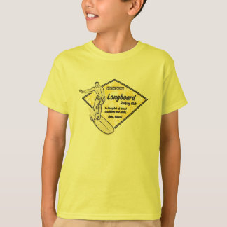 Club Surfing Diamond Logo Kids Tee