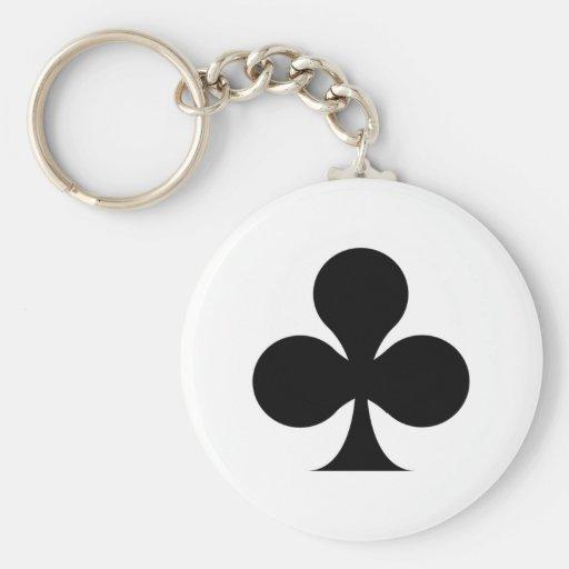 Club symbol keychain