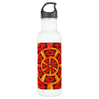 Club symbols 24oz water bottle