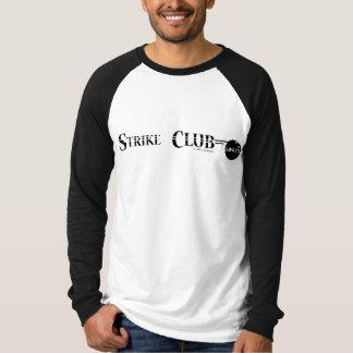 "Club Unltd de la huelga. Manga larga de ""Woosh"" Camisas"