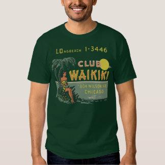 Club Waikiki Playeras
