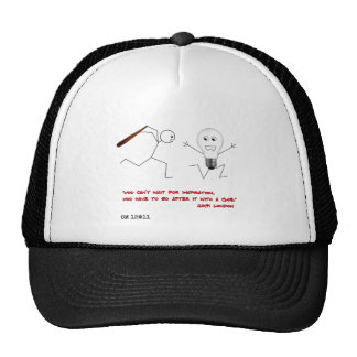 Club Your Idea Trucker Hat