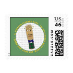 Clubber Postage Stamps