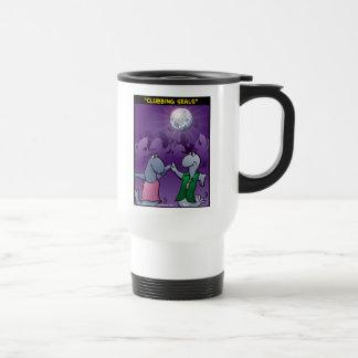 Clubbing Seals Coffee Mugs