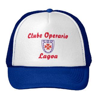 Clube Operario da Lagoa Azores Portugal Trucker Hat