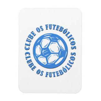 Clube os Futebolicos Magnet