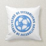 Clube os Futebolicos Pillows