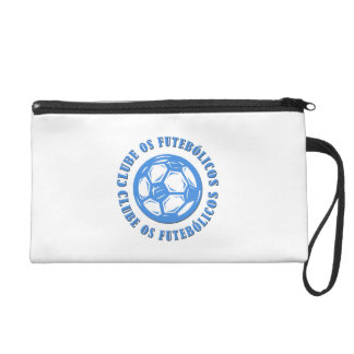 Clube os Futebolicos Wristlet Purse