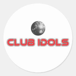 Clubidols sticker