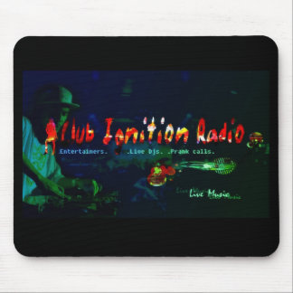 clubignition2 mouse pad