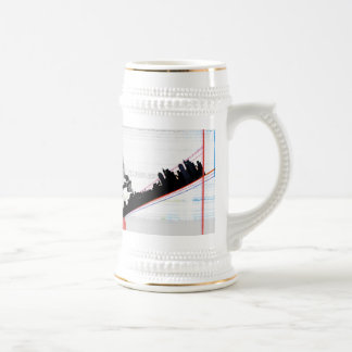 Clubmusic Beer Stein