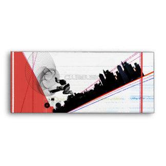 Clubmusic Envelope
