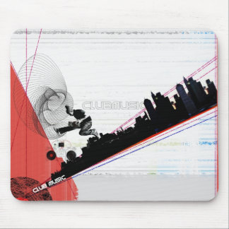 Clubmusic Mouse Pad