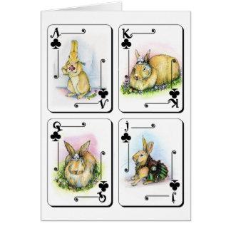 Clubs Card