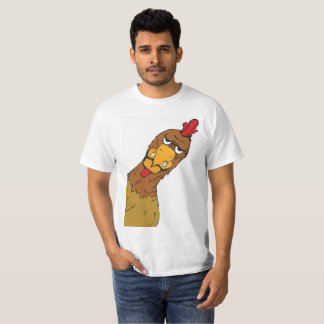 ¿Cluck usted que mira? Camisas