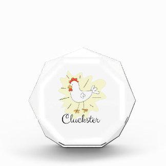 Cluckster Award